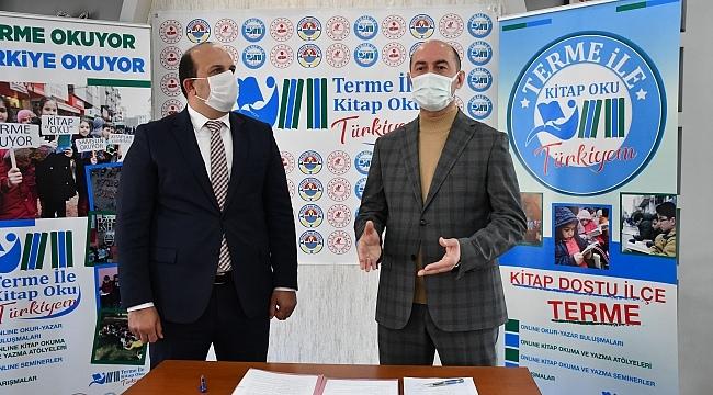 Türkiye, Terme ile birlikte okuyacak