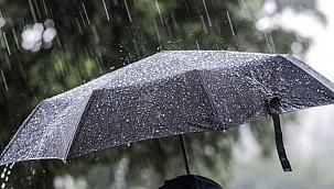 Meteorolojiden Samsun'a akşam saatlerinde yağış uyarısı