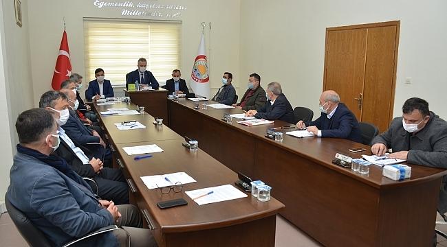 19 Mayıs Belediye Meclisi, emekli amirallerin bildirisini kınadı