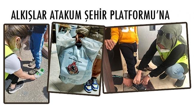 Atakum Şehir Platformundan örnek proje!