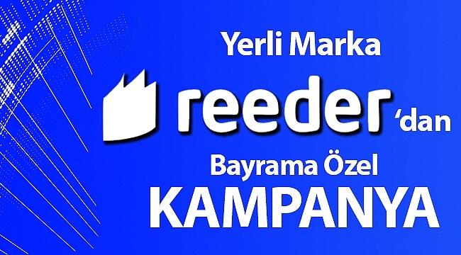 Türkiye'nin markası reeder'dan Ramazan Bayramı'na özel kampanya