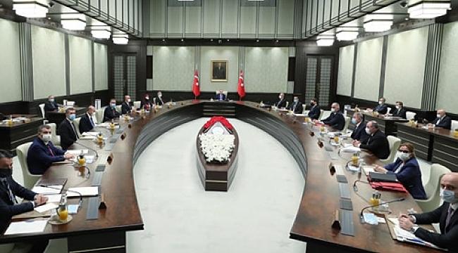 Kabine Toplantısı ertelendi - samsun haber