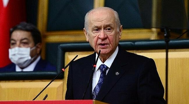 MHP Lideri Bahçeli: HDP Türk demokrasisine doğrultulmuş silahtır