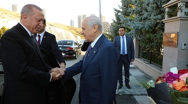 MHP seçim raporunu Cumhurbaşkanı Erdoğan'a sunacak