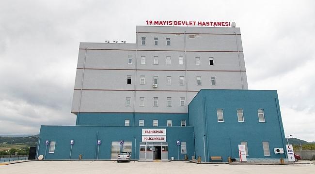 Samsun 2 yeni devlet hastanesine kavuşuyor