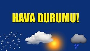 Samsun'da bugün hava nasıl olacak? - samsun haber