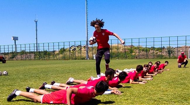 Yılport Samsunspor U19 hazırlıklarını tamamladı -samsun haber