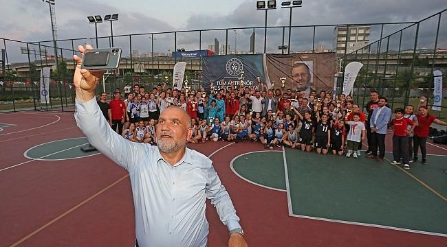 Canik sporda Türkiye'de birinci seçildi - samsun haber