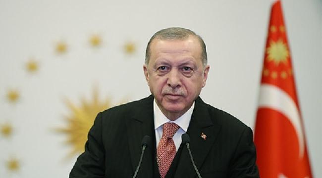 Cumhurbaşkanı Erdoğan: Hedeflerimize kararlılıkla yürüyoruz