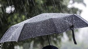 Meteorolojiden Samsun'un doğu ilçelerine sağanak yağış uyarısı