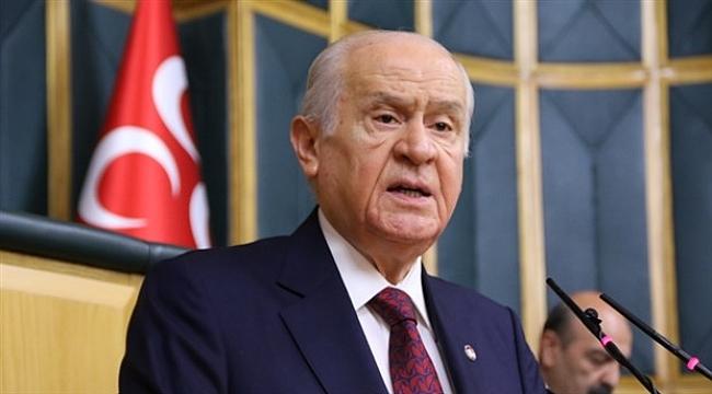 MHP Lideri Bahçeli'den Bakan Soylu'ya destek- samsun haber