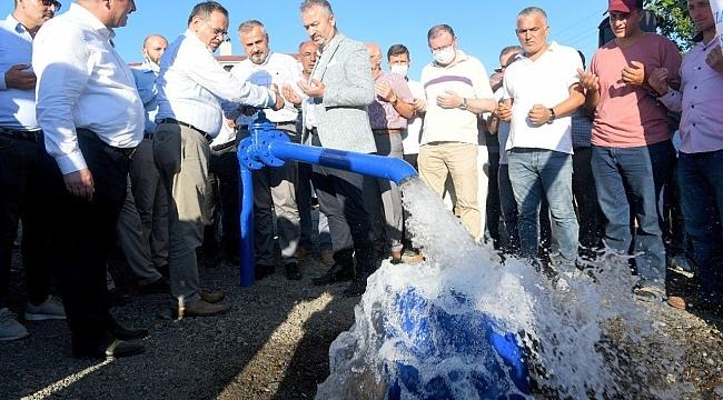 Nebiyan İçme Suyu Arıtma Tesisi hizmete girdi - samsun haber