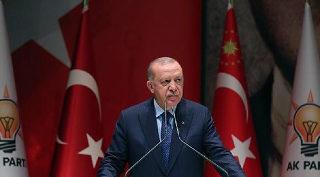 Cumhurbaşkanı Erdoğan: Türkiye'ye çağ atlattık