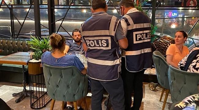 Samsun'da eğlence mekanlarına sıkı denetim - samsun haber