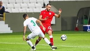Samsunspor Giresunspor'la berabere kaldı