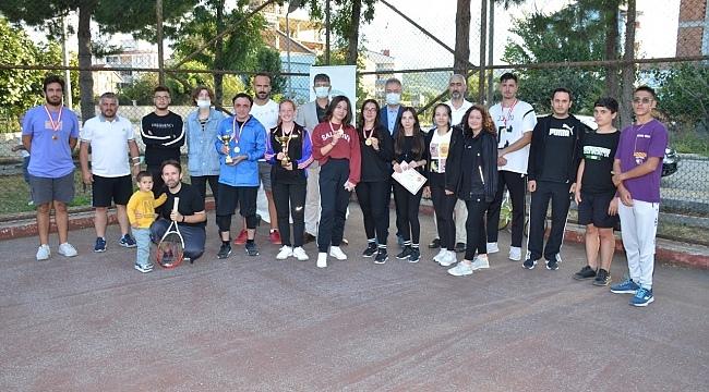 19 Mayıs Tenis Turnuvası - samsun haber
