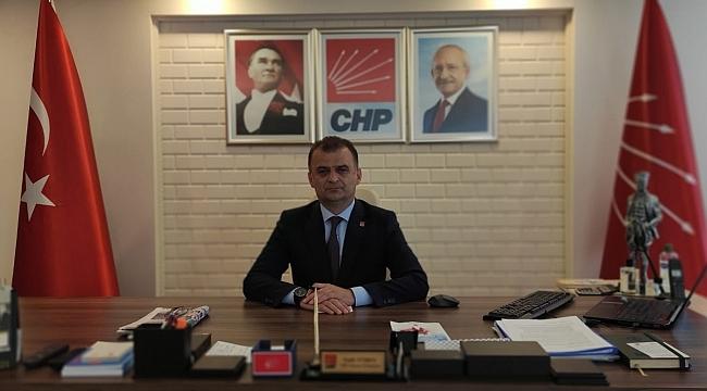 CHP İl Başkanı Başkan Demir'e gündemdeki rüşvet konusunu sordu