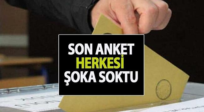 Dar gelirli vatandaş AK Parti dedi ama oran yüzde 29.2