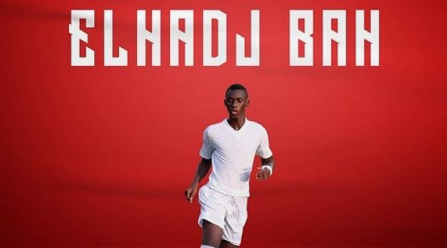 Samsunspor, Elhadj Abdourahamane Bah'ı renklerine bağladı