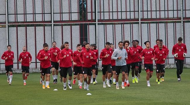 Samsunspor Keçiörengücü maçına hazır