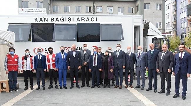 Başkan Togar'dan kan bağışı çağrısı