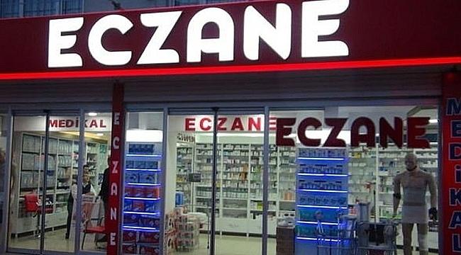 Samsun'da 14 Ekim nöbetçi eczaneler - samsun haber