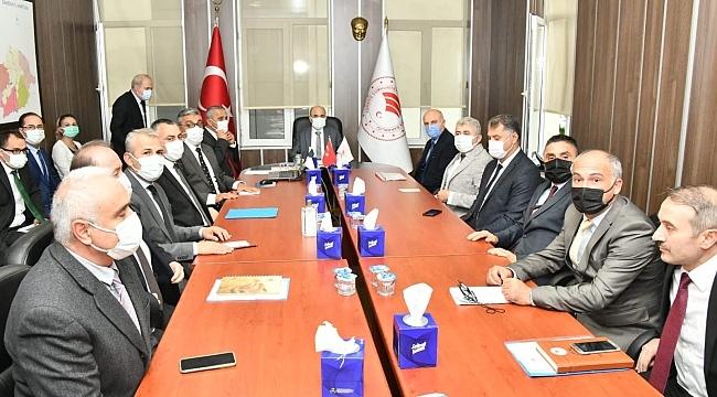 Samsun'da çiftçilere 2,6 milyar TL destek
