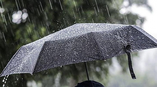 Samsunlular akşam saatlerine dikkat! Sağanak yağış geliyor