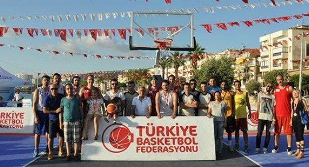 3x3 Türkiye Turu Kuşadası Etabı Final Maçlarıyla Sona Erdi