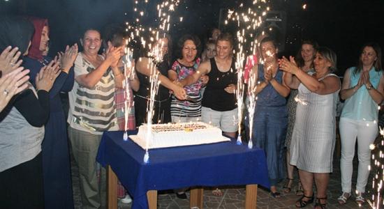 Bahçeşehir Sitesi'nde yaza merhaba partisi
