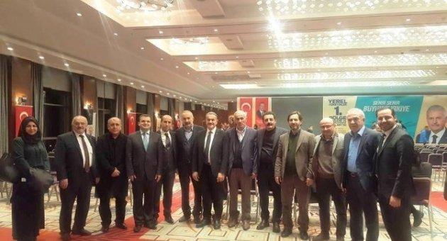 AK Parti Bursa'da toplandı