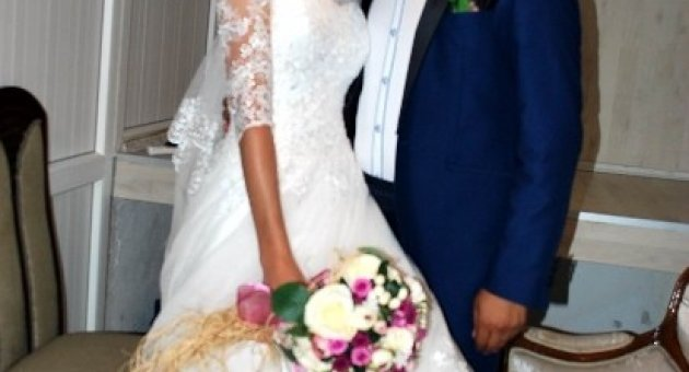 Darbe mağduru damat, bu kez düğününe katılabildi