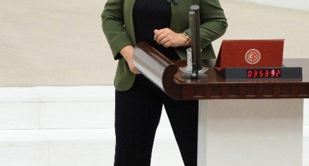 Dilek Öcalan, Milletvekili Yemini Etti