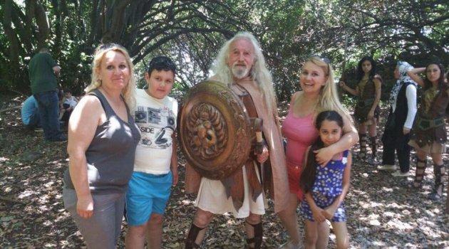 Giresun Adası'nı 5 Günde 2 Bin Kişi Ziyaret Etti