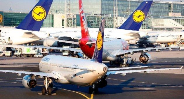 Lufthansa Grevinin Günlük Maliyeti 20 Milyon Euro