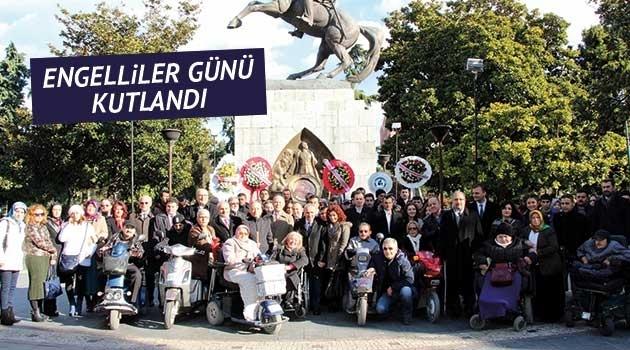 Samsun'da Engelliler Günü Kutlandı