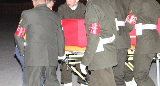 Şehit Onbaşı Ömer Önder memleketine uğurlandı