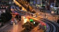 Samsun'da tramvay 19.00-01.00 saatleri arasında bedava