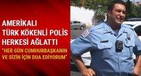 Amerikalı Türk Kökenli Polis Herkesi Ağlattı