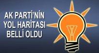 AK Parti'nin yol haritasının beş önceliği