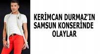 DJ Kerimcan Durmaz konseri karıştı