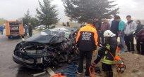 Eski Belediye Başkanı Trafik Kazasında Öldü