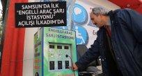 İlkadım Belediyesi Engelliler Gününde Engelleri Kaldırıyor - Samsun Haber