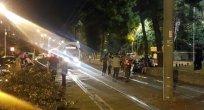 Samsun'da Tramvay Kazası! 1 Ölü