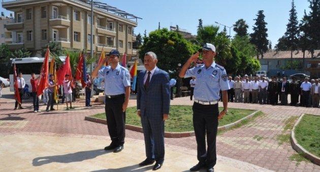 Türk Askerinin Reyhanlı'ya Girişinin 76. Yıldönümü Kutlandı