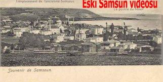 Türkülerle eski Samsun